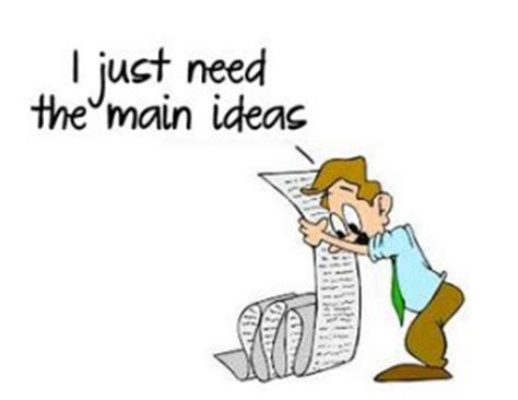 Writing a scientific review paper